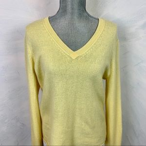 Fenn Wright Manson V Neck Cashmere Sweater
